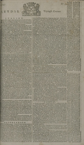 Leydse Courant 1745-04-30