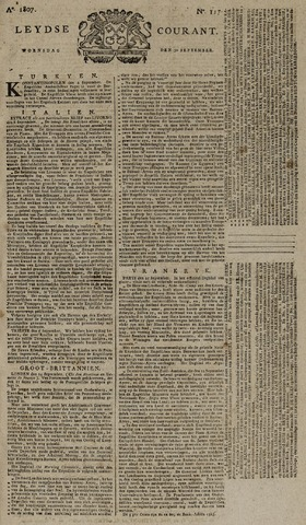 Leydse Courant 1807-09-30