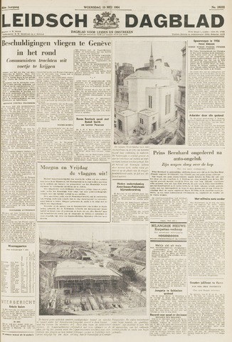 Leidsch Dagblad 1954-05-19
