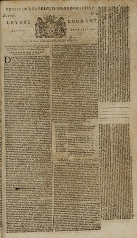 Leydse Courant 1796-01-18