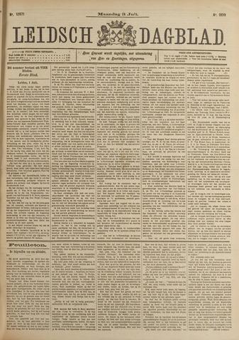 Leidsch Dagblad 1899-07-03