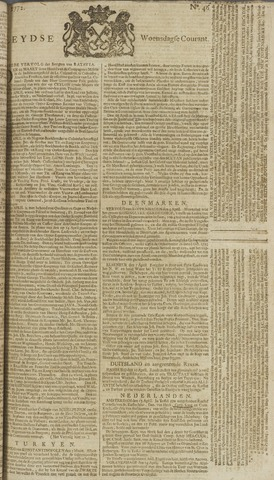 Leydse Courant 1772-04-15