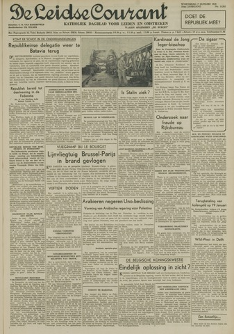 Leidse Courant 1948-01-07