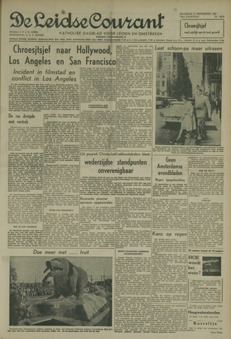 Leidse Courant 1959-09-21