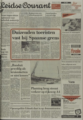 Leidse Courant 1987-06-13