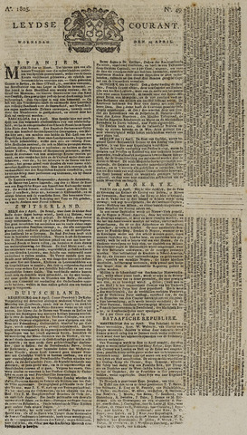 Leydse Courant 1805-04-24