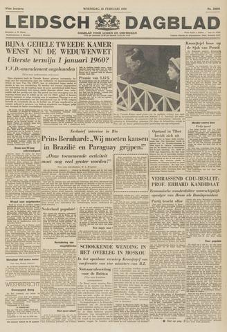 Leidsch Dagblad 1959-02-25