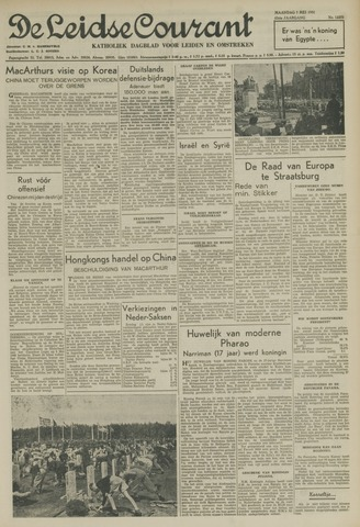 Leidse Courant 1951-05-07