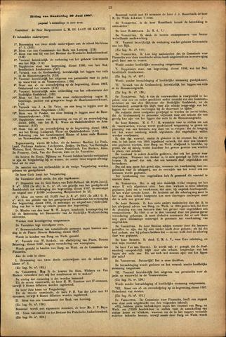 Handelingen van de Raad 1887-06-30