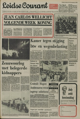 Leidse Courant 1975-10-24