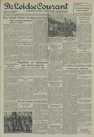 Leidse Courant 1948-03-10
