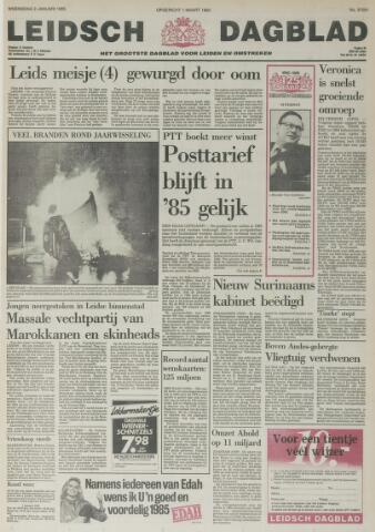 Leidsch Dagblad 1985
