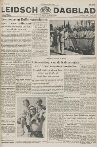 Leidsch Dagblad 1955-06-07