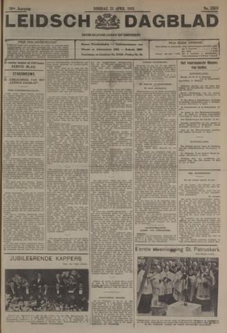 Leidsch Dagblad 1935-04-23