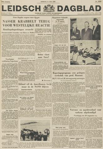 Leidsch Dagblad 1956-07-31