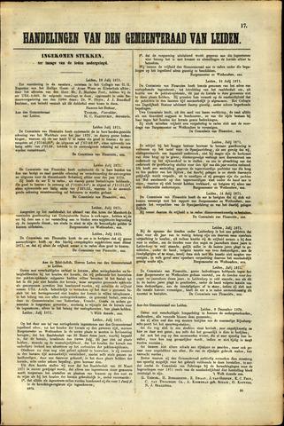 Handelingen van de Raad 1871-07-12