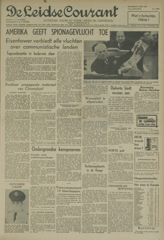 Leidse Courant 1960-05-09