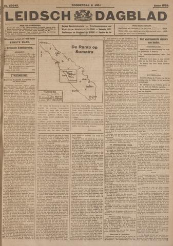 Leidsch Dagblad 1926-07-08
