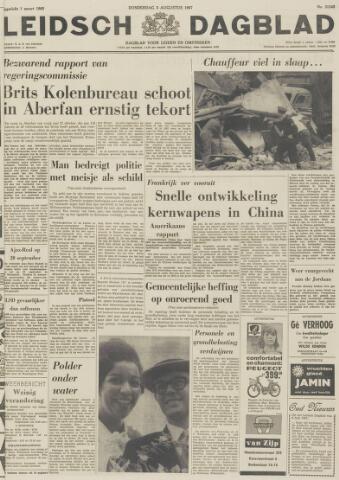 Leidsch Dagblad 1967-08-03