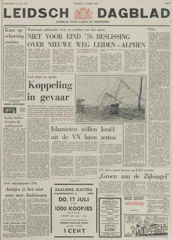 Leidsch Dagblad 1975-07-16