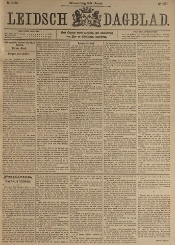 Leidsch Dagblad 1897-06-28