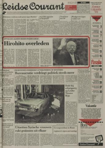 Leidse Courant 1989-01-07