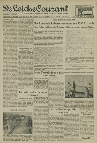 Leidse Courant 1952-08-30