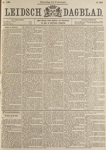 Leidsch Dagblad 1899-02-14