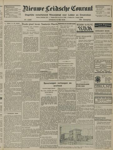 Nieuwe Leidsche Courant 1938-05-10