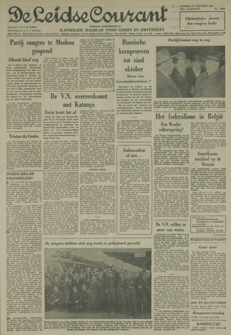 Leidse Courant 1961-10-17