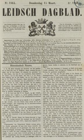 Leidsch Dagblad 1866-03-15