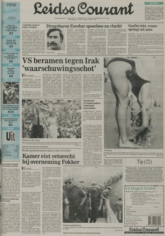 Leidse Courant 1992-07-23