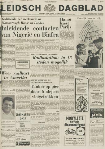 Leidsch Dagblad 1968-05-03