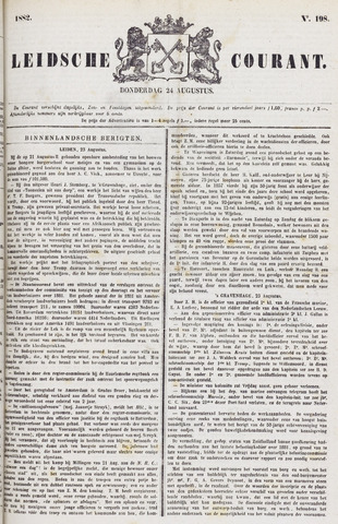 Leydse Courant 1882-08-24
