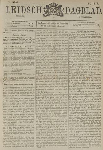 Leidsch Dagblad 1878-11-25