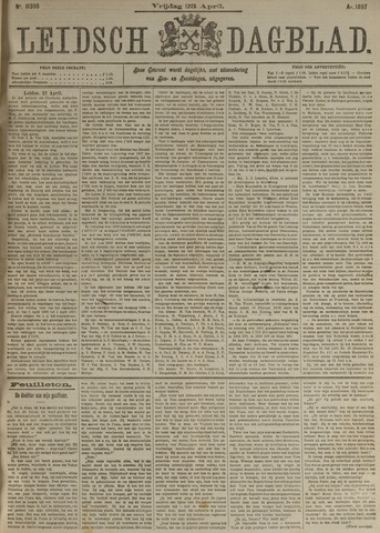 Leidsch Dagblad 1897-04-23