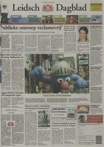 Leidsch Dagblad 2004-11-26