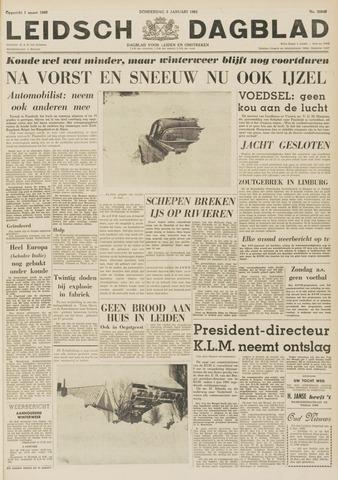 Leidsch Dagblad 1963-01-03