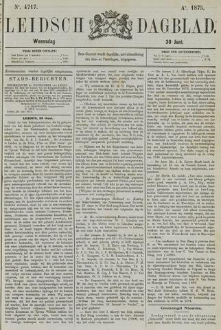 Leidsch Dagblad 1875-06-30