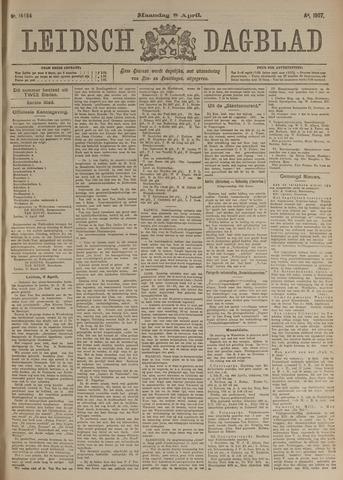 Leidsch Dagblad 1907-04-08