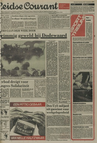 Leidse Courant 1981-09-21