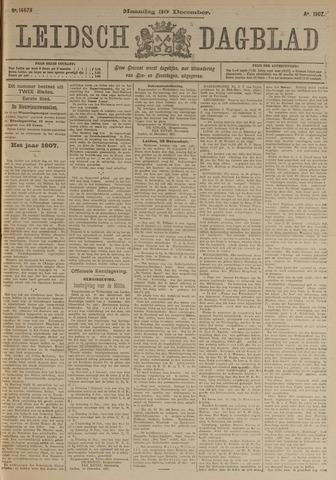 Leidsch Dagblad 1907-12-30