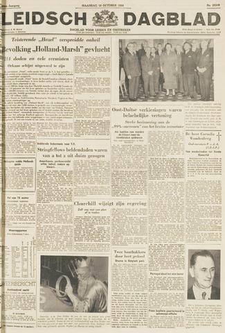 Leidsch Dagblad 1954-10-18