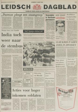 Leidsch Dagblad 1979-08-22