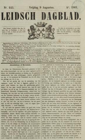 Leidsch Dagblad 1861-08-09