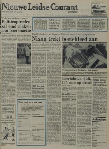Nieuwe Leidsche Courant 1974-08-06