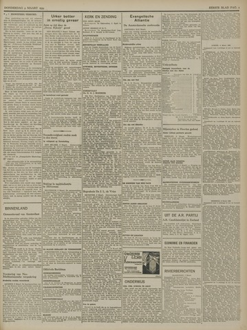 Nieuwe Leidsche Courant 1939-03-09