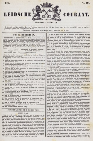 Leydse Courant 1882-08-01