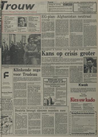 Nieuwe Leidsche Courant 1980-02-20