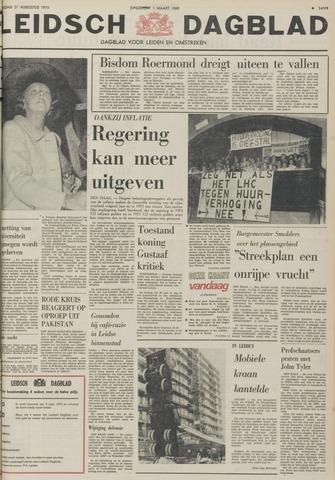 Leidsch Dagblad 1973-08-21